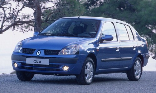 Renault Symbol, Numar usi