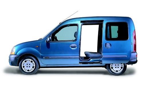 Renault Kangoo Express, Numar usi