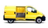 Renault Trafic, Numar usi