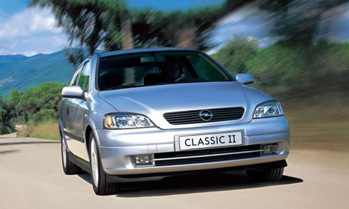Opel Astra Classic II, Numar usi