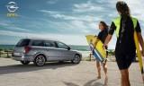 Opel Astra New Caravan, Numar usi