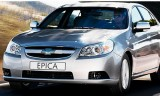 Chevrolet Epica, Numar usi
