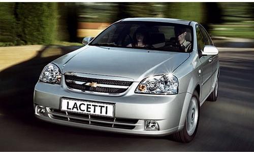 Chevrolet Lacetti, Numar usi