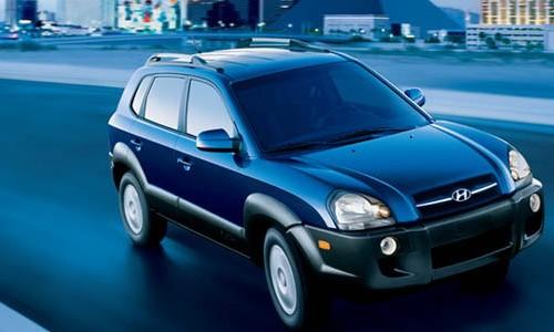 Hyundai Tucson, Numar usi