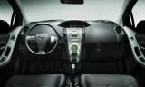 Toyota Yaris (5 usi), Numar usi