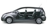 Toyota Corolla Verso, Numar usi