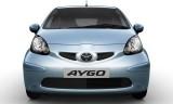 Toyota Aygo (3 usi), Numar usi