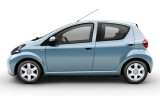 Toyota Aygo (5 usi), Numar usi