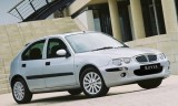 Rover 25, Numar usi