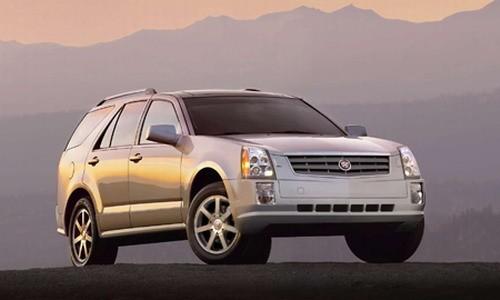 Cadillac SRX, Numar usi