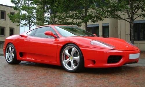 Ferrari 360 Challenge Stradale Coupe, Numar usi