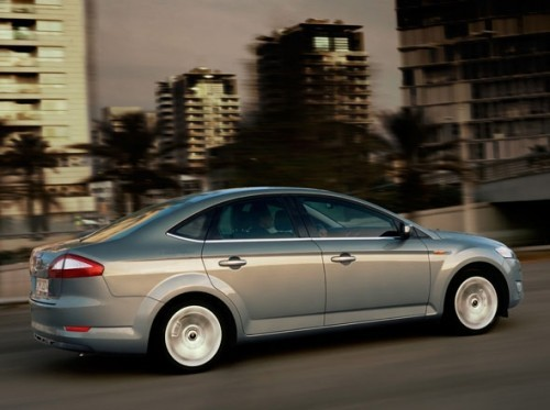 Ford Noul Mondeo (liftback), Numar usi