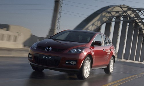 Mazda CX-7, Numar usi