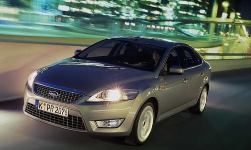 Ford Noul Mondeo, Numar usi