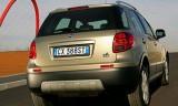 Fiat Sedici, Numar usi