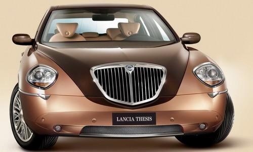 Lancia Thesis, Numar usi