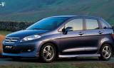 Honda FR-V, Numar usi