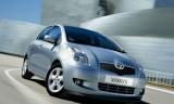 Toyota Yaris TS, Numar usi