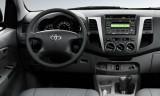 Toyota Hilux (4 usi), Numar usi