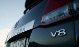 Toyota Land Cruiser V8, Numar usi