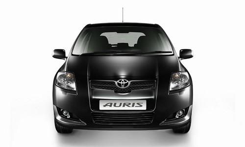 Toyota Auris, Numar usi
