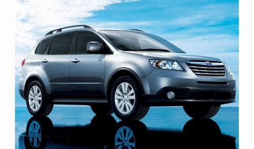 Subaru TRIBECA LTD, Numar usi