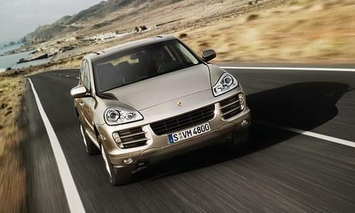 Porsche Cayenne S (model american), Numar usi