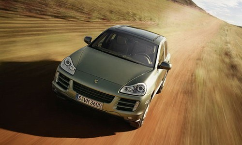 Porsche Cayenne (model american), Numar usi