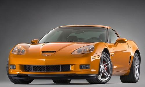 Corvette Z06, Numar usi