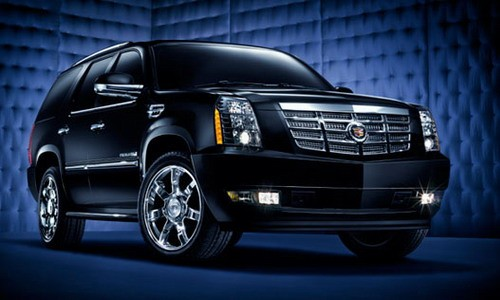 Cadillac Escalade, Numar usi