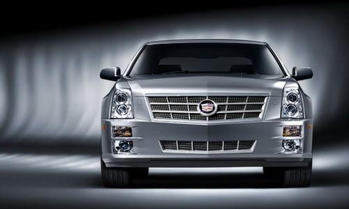 Cadillac STS, Numar usi
