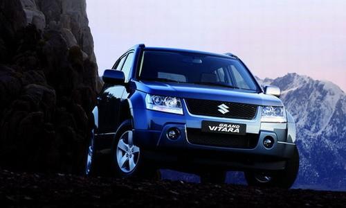 Suzuki Grand Vitara 5 usi, Numar usi