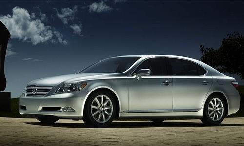 Lexus LS 460 L USA, Numar usi