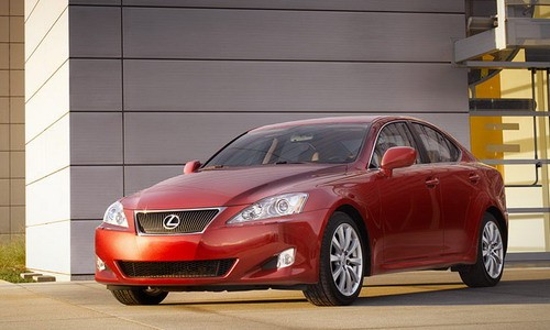 Lexus IS 250 AWD - Luxury, Numar usi