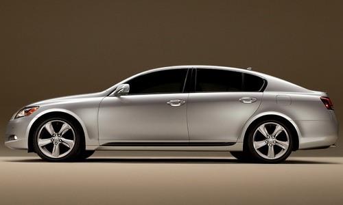 Lexus GS 350 AWD, Numar usi