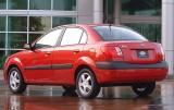 Kia Rio Sedan, Numar usi