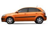 Kia Rio Hatchback, Numar usi