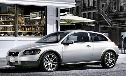 Volvo C 30, Numar usi
