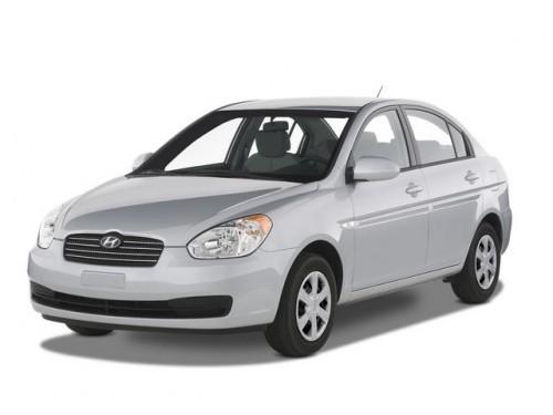 Hyundai Accent, Numar usi