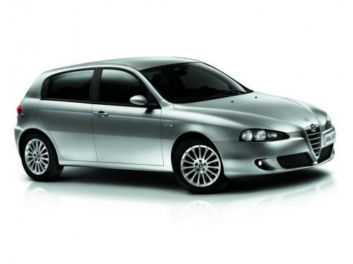 Alfa Romeo 147, Numar usi