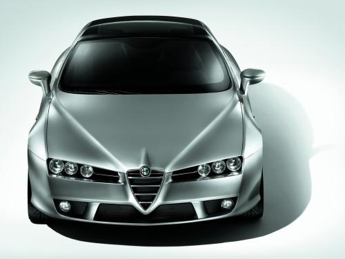 Alfa Romeo Brera, Numar usi