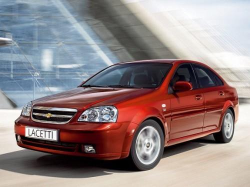 Chevrolet Lacetti 4 usi, Numar usi