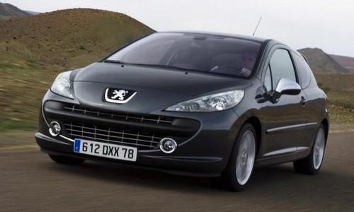 Peugeot 207 RC, Numar usi