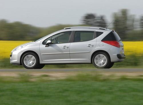 Peugeot 207 SW, Numar usi