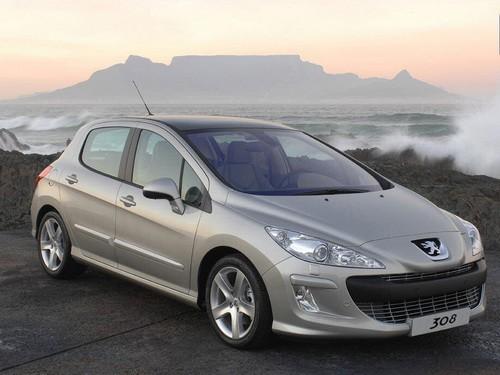 Peugeot 308, Numar usi
