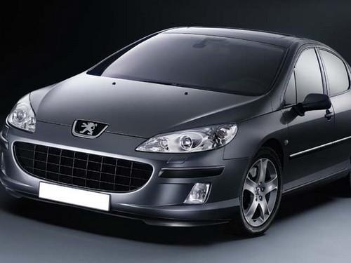 Peugeot 407, Numar usi