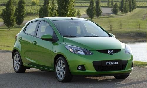 Mazda 2, 5 usi, Numar usi