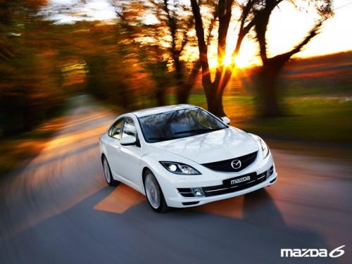 Mazda 6 Sedan, Numar usi