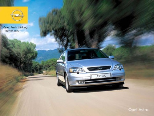 Opel Astra Classic II 5 Usi, Numar usi