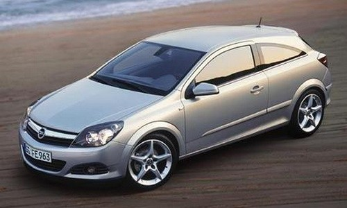 Opel Astra GTC, Numar usi